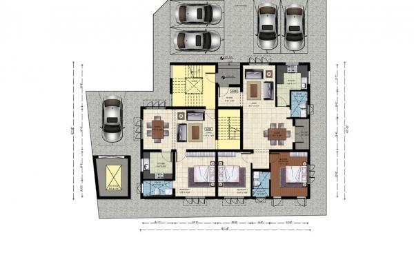 Ground Floor - Plan A