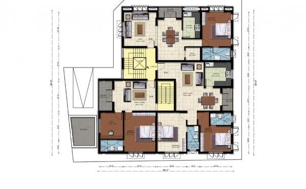 First Floor - Plan A