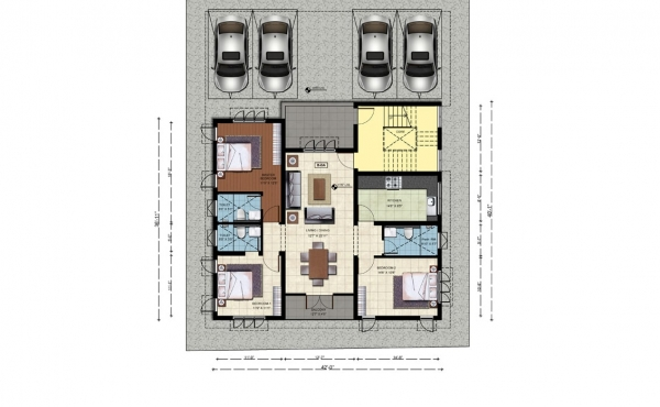 Ground Floor - Plan B