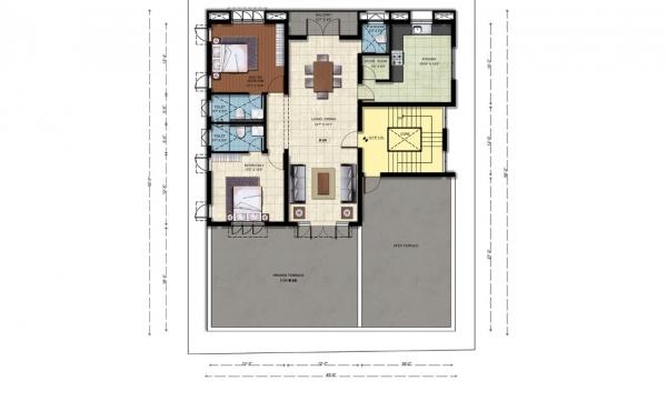 Second Floor - Plan B