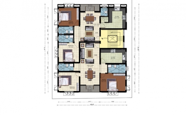 First Floor - Plan C