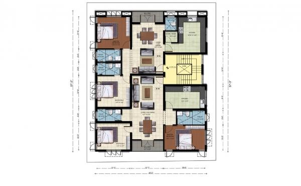 First Floor - Plan D