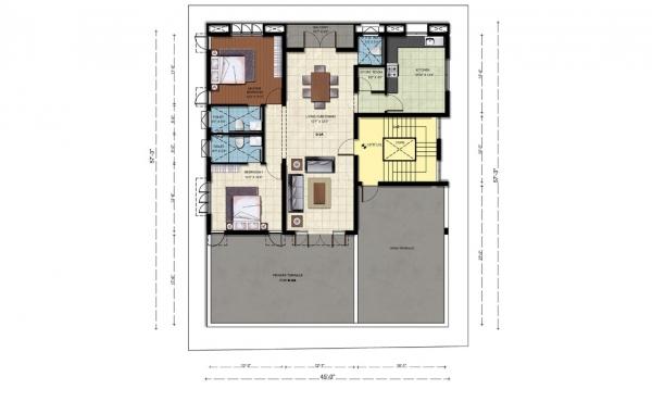 Second Floor - Plan D