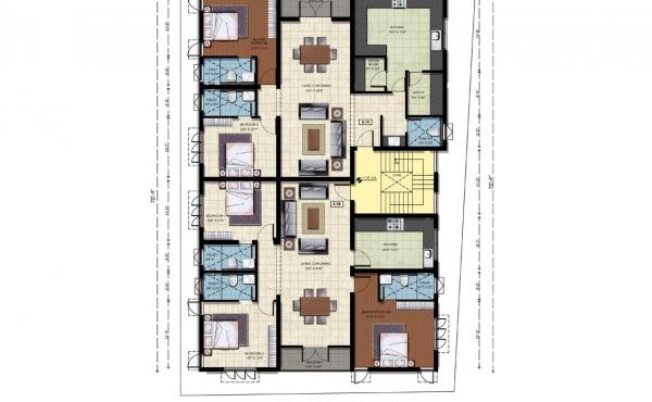 First Floor - Plan E
