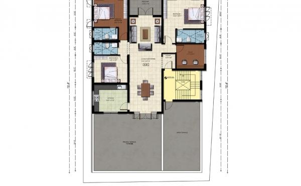 Second Floor - Plan E